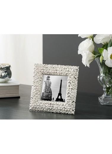 Madame Coco Fotoğraf Çerçevesi - Gümüş Gümüş